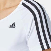 adidas Basic 3 Stripe T-Shirt, 307319