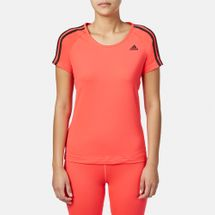adidas Basic 3-Stripe T-Shirt, 280485