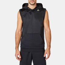 adidas Swml Hooded Sweat Vest, 173415
