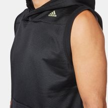 adidas Swml Hooded Sweat Vest, 173418