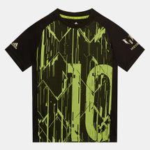 adidas Kids' Messi Icon T-Shirt, 213687