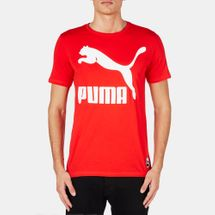 PUMA Archive Logo T-Shirt Red