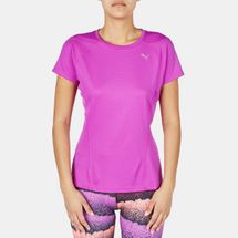 PUMA Faster Than You T-Shirt - Purple, 178786