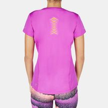 PUMA Faster Than You T-Shirt - Purple, 178787