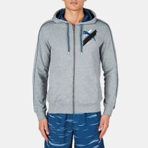 PUMA Fun Graphic Sweat Jacket, 179361
