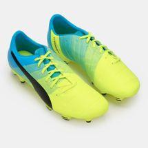 PUMA evoPOWER 3.3 Firm Ground Football Shoe, 179442