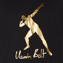 PUMA Usain Bolt Logo T-Shirt, 303296