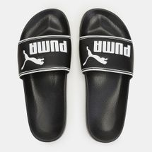PUMA Leadcat Slide Sandals Black