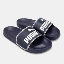 PUMA Men's Leadcat Slide Sandals