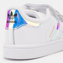 adidas Originals Kids' Superstar Shoe (Infant), 1222299