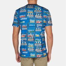 adidas Original Trefoil T-Shirt, 164180