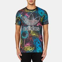 adidas Originals Printed T-Shirt, 164209