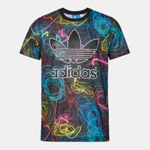 adidas Originals Printed T-Shirt, 164212