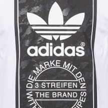 adidas Snow Camo Tongue Label T-Shirt, 167709
