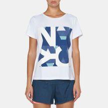 adidas Boxy AOP T-Shirt, 170988