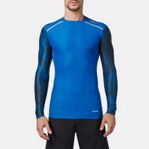 adidas TechFit™  Chill Long Sleeve T-Shirt, 167030