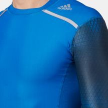 adidas TechFit™  Chill Long Sleeve T-Shirt, 167034