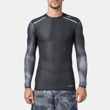 adidas TechFit™  Chill Long Sleeve T-Shirt, 166995