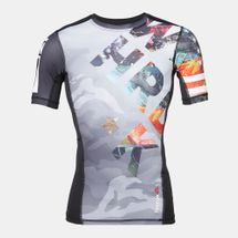 Reebok OS Power Short Sleeve Compression T-Shirt, 172854