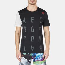 Reebok Tlaf Short Sleeve T-Shirt, 173056