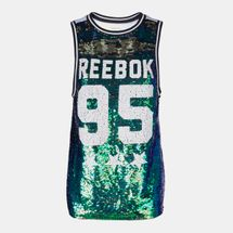 Reebok LTHS Dance Sequins Tank Top, 307290