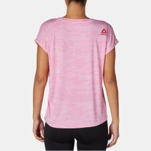 Reebok One Series Breeze Burnout T-Shirt, 163113