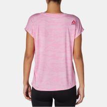 Reebok One Series Breeze Burnout T-Shirt, 163113