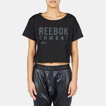 Reebok Combat Crop T-Shirt, 173086