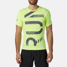 Reebok One Series Running Short Sleeve ACTIVChill T-Shirt, 163574