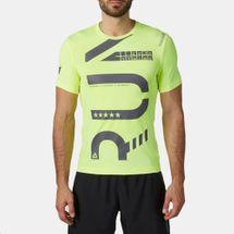 Reebok One Series Running Short Sleeve ACTIVChill T-Shirt, 163574