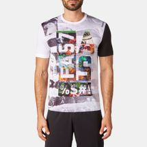 Reebok One Series Sublimate T-Shirt, 162829
