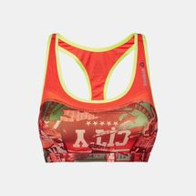 Reebok OS Sports Bra Red