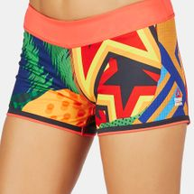 Reebok CrossFit Reversible Chase Bootie Shorts, 172975