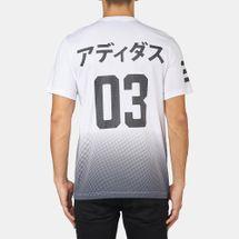 adidas Originals Black & White Bold T-Shirt, 350312