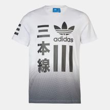 adidas Originals Black & White Bold T-Shirt, 350314