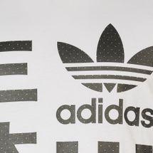 adidas Originals Black & White Bold T-Shirt, 350315