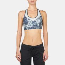 adidas Techfit® Printed Sports Bra, 350104