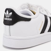 adidas Originals Superstar Shoe (Infant), 1222319