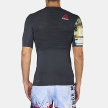 Reebok One Series Activchill Sublimated Compression T-Shirt, 360188