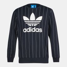 adidas Originals Pinstripes Crew Sweatshirt