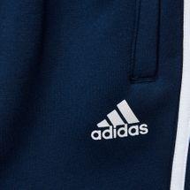 adidas Kids' Essentials 3-Stripes Fleece Pants, 933981
