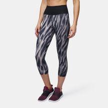 adidas Ultimate 3/4 Printed Capri Leggings, 836667