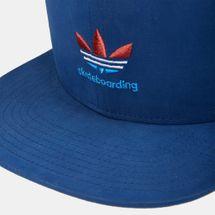 adidas Nautical Trefoil Snapback Cap - Blue, 1402051
