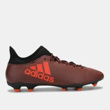 adidas X 17.3 Firm Ground Football Shoe