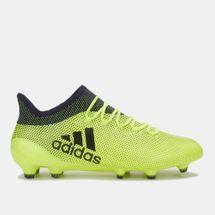 حذاء كرة القدم إكس 17.1 لملاعب العشب الطبيعي من اديداس