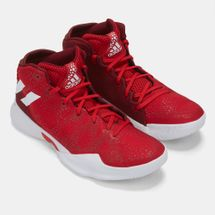 c46fe62726ca Shop Red adidas Crazy Heat Shoe for Mens by adidas