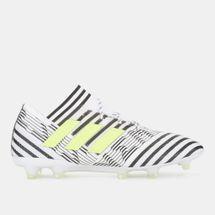 حذاء كرة القدم نيميزيز 17.1 لملاعب العشب الطبيعي من اديداس