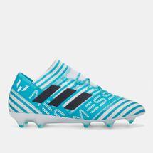 حذاء كرة القدم نميزيز ميسي 17.1 لملاعب العشب الطبيعي من اديداس