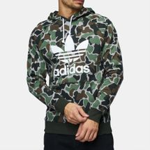 adidas Originals Camouflage Trefoil Hoodie