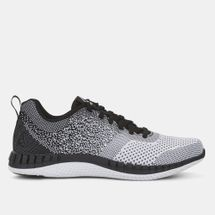 24e65848db7aa8 Shop White Reebok Print Run Prime Ultraknit Shoe for Womens by ...